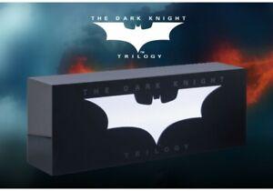 Hot Toys The Dark Knight Batman USB Light Box