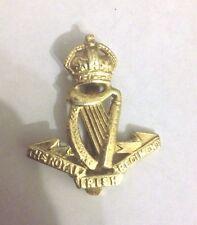 ROYAL IRISH REGIMENT Cap Badge WW1