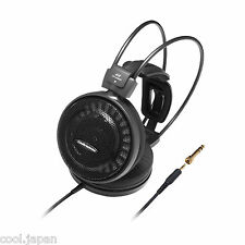 AUDIO TECHNICA ATH-AD500X Audiophile Open-air Headphones Black NEW