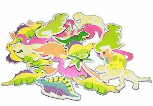 Foam Stickers for decorating eye patches : Dinosaurs