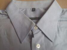 U110 ETERNA EXCELLENT Hemd 43  Hellblau Unifarben Sehr gut