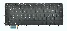 Dell XPS 13 9343 Swiss QWERTZ Backlit Keyboard 5VH6N