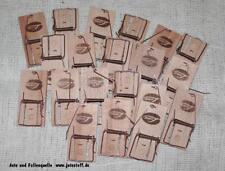 ****  Mausefallen Mäusefalle aus Buchenholz 20 Stück made  in �–sterreich  ****