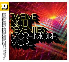 Twelve Inch Seventies More More More [CD]