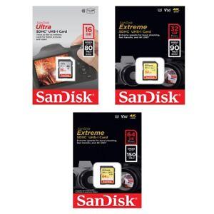 SD Memory Card For Sony NEX-VG900E Camcorder Digital Camera