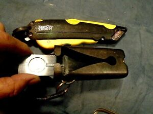 Easy Cut 2000N EasyCut Box Cutter Utility Knife Holster & Lanyard