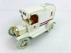 "USPS 1913 Model ""T"" Delivery Bank Key ERTL 9532 Die Cast Metal, Collectors #1210"