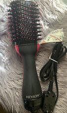 Revlon Salon One-Step Hair Dryer and Volumizer - Black/Pink