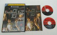 Resident Evil Zero  ~ Nintendo GameCube Game ☆☆☆  Complete + Working