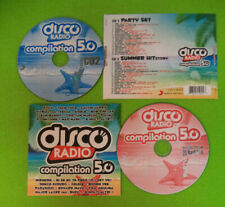 CD Compilation DISCO RADIO 5.0 2014 Avicii Calvin Harris Bob Sinclar no mc (C26)
