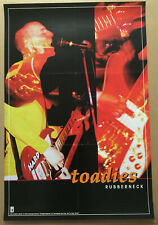 Toadies 1995 Promo Poster of Rubberneck Cd 20x29 Never Display Burden Brothers