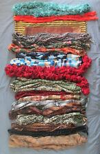 Lot of 21 Scarves  Eastex, Harve Benard, Jones New York, Liz Clairborne, Superba