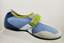 PIRELLI Pzero Rosso Gold Blue Green Slip On Driving Sneakers Womens Shoes 5M