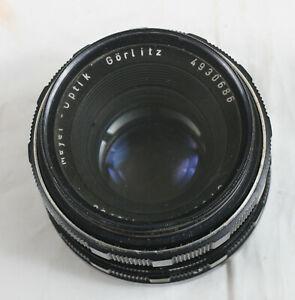 Meyer Optik Oreston 50mm f/1.8 M42 Mount Lens 30686