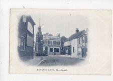 Eleanor Cross Waltham Vintage Postcard 247b
