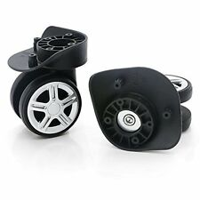 Suitcase Luggage Wheels Repair Replacement 360 Mute Spinner 053 Travel Black