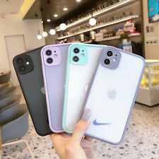 Original Nike Ultral Clear Case cover for iPhone 11 Xs Pro Max XR 7 8 Plus