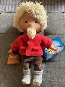 Sandmann Puppe Neuwertig Und Mit Etikett Noch Dran