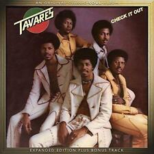 Tavares - Check It Out (NEW CD)