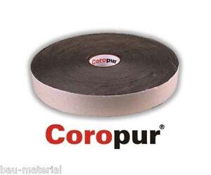Coropur® selbstklebendes Dichtungsband aus Polyethylenschaum 30 m