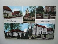 Ansichtskarte Lenglern 1967 Spargeschäft
