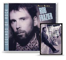 ROB FRAZIER - THIS TOWN (2021, CD) AOR, Petra, Rick Cua, Kansas, Steve Camp
