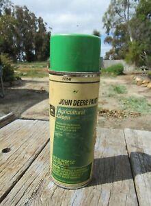 USED JOHN DEERE AEROSOL PAINT CAN - AGRICULTURAL GREEN – FARM EQUIPMENT SPRAY PA