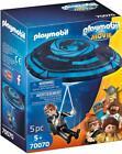 Playmobil 70070 The Movie Rex Dasher with Parachute 5pc