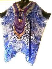 Kaftans/100% Viscose/Crystal Embellished/Knee length /Free Size/Wholesale RR$139