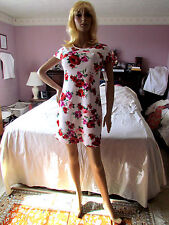 Womens Fifth & Park Dress Floral Size Small New With Tag