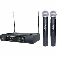 Wireless VHF Pro Audio Microphones