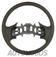Dark Prarie Tan F150 F250 F350 Leather Steering Wheel - NEW!