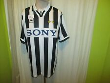 "Juventus Turin Original Kappa Heim Trikot 1995-1997 ""SONY"" Gr.XL TOP"