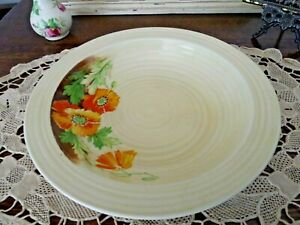 Vintage AJ Wilkinson Ltd Royal Staffordshire Pottery Soup Bowl No 31 Honeyglaze