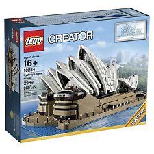 LEGO Creator Expert Sydney Opera House #10234 Brand New Sealed (ship fr Canada)
