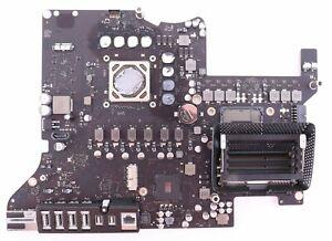 """iMac 27"""" A1419 Late 2015 Logic Board W/ 2 GB AMD Radeon R9 M395 GPU *NO CPU*"""