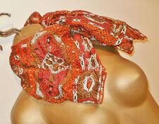 Unbranded Women's Geometric Vintage Scarves & Shawls