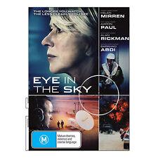 Eye in the Sky DVD Brand New Region 4 Aust. Helen Mirren
