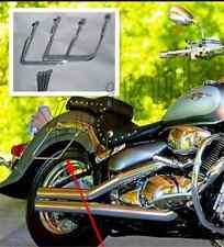 HONDA VF 750 MAGNA 1994-2003 Motor Steel Saddle bag Support Bars Mounts Bracket
