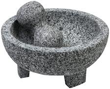 #BEST Spice Grinder Granite Stone Cuisinart Mortar Pestle Guacamole Kitchen Bowl
