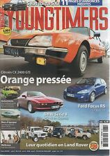 YOUNGTIMERS 61 BMW SERIE 8 E31 SEAT IBIZA SXI FOCUS RS CX 2400 GTI LAND ROVER