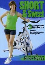 Mindy Mylrea Short & Sweet Cycling 0874482002049 DVD Region 1