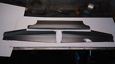 67-68 Chevy/GMC C10 Radiator Filler Panels Smooth 3-Piece Steel