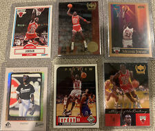 Michael Jordan 18 CARD Basketball Card Lot NO DUPs Inserts Premium
