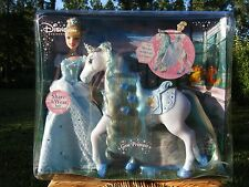 Disney Princess Gem Princess Cinderella Royal Horse Giftset NEW!