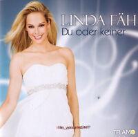 Linda Fäh: Du Oder Keiner [2014]   CD NEU