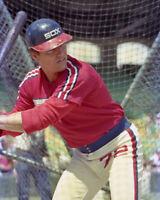 Chicago White Sox CARLTON FISK Glossy 8x10 Photo Baseball Print Poster