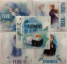 20 Frozen 2 In My Element Stickers Party Favors Birthday Supplies Treat Loot Bag