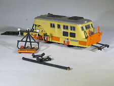 MOW TRAINS HO Plasser Duomatic Track Maintenance Vehicle