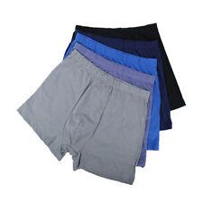 Men's Cotton Briefs Underwear Sexy Comfortable Trunks Underpant Hot